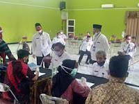 Penghulu se-Kota Semarang Jalani Rapid Tes, Semuanya Non Reaktif
