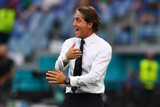Italia: Mancini eguaglia Pozzo a quota 30