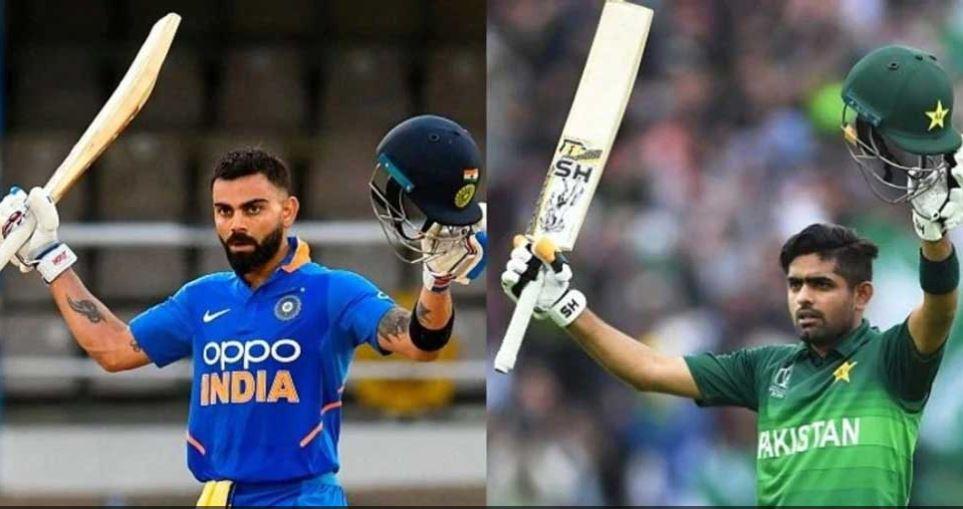 विराट कोहली से छीनी आईसीसी वनडे की बादशाहत', टॉप पर पहुंचे  पाकिस्तान के बाबरआजम