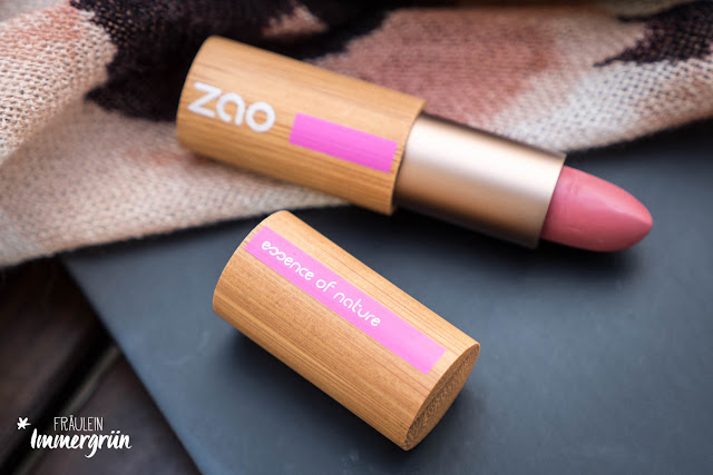 ZAO - Essence of nature Lipstick Matt 469 Nude Rose