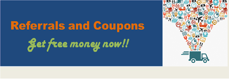 Referrals and Coupons