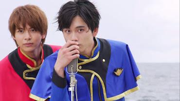 Mashin Sentai Kiramager - 28 Subtitle Indonesia and English