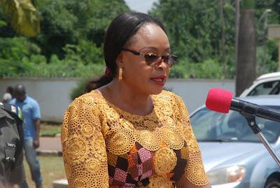 Enugu State Deputy Governor, Mrs. Cecelia Ezeillo