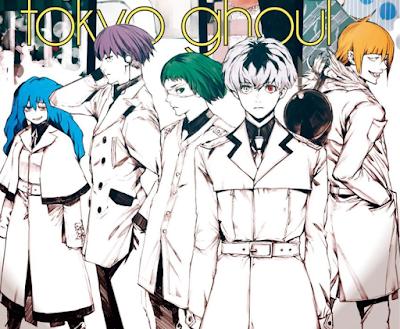 """""""Tokyo Ghoul: re"""" (东京食尸鬼:re) vol.1 de Sui Ishida [Norma Editorial]"""