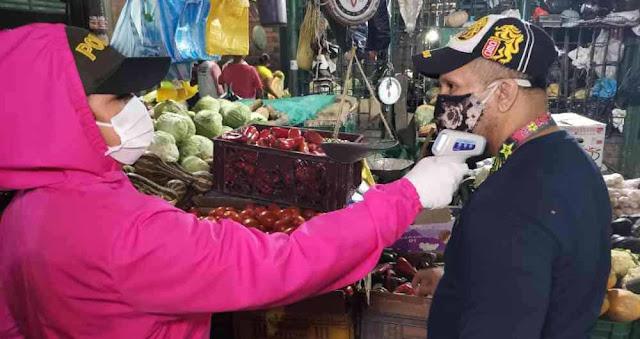 Colombia registró 11.541 nuevos casos de coronavirus y 204 muertes, la cifra más baja en un mes