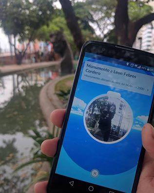 Por fin llegó Pokémon Go a Ecuador