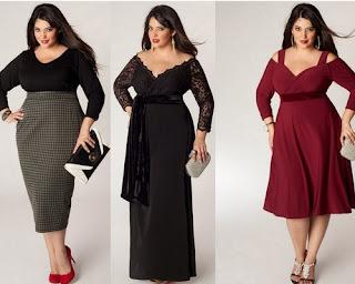 model baju untuk orang gemuk dan pantas