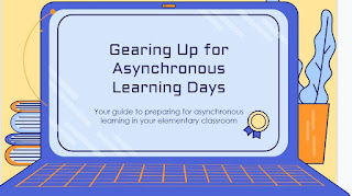 Gearing up for Asynchronous Learning image
