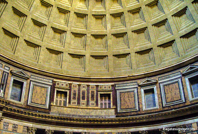 Cúpula do Pantheon, Roma