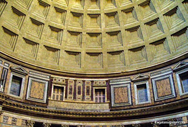 Cúpula do Pantheon, Roma