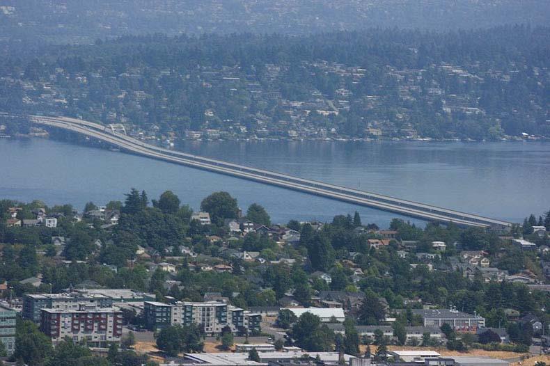 Los puentes flotantes de Seattle | Estados Unidos