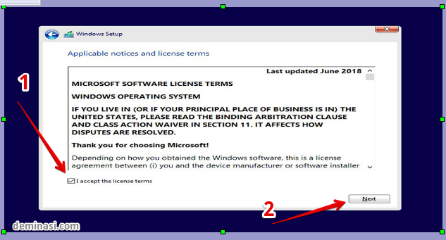 Tutorial Cara Install Windows 10 dengan flashdisk dan DVD ...