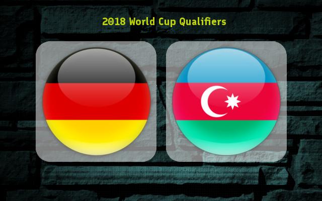 Germany vs Azerbaijan Full Match & Highlights 8 October 2017