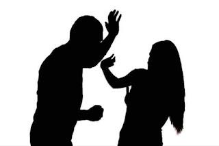 ضرب الزوجة