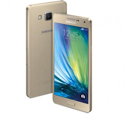 Spesifikasi dan Harga HP Samsung Galaxy A3 (2015)