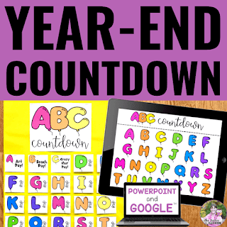 Cover image of ABC Countdown resource.