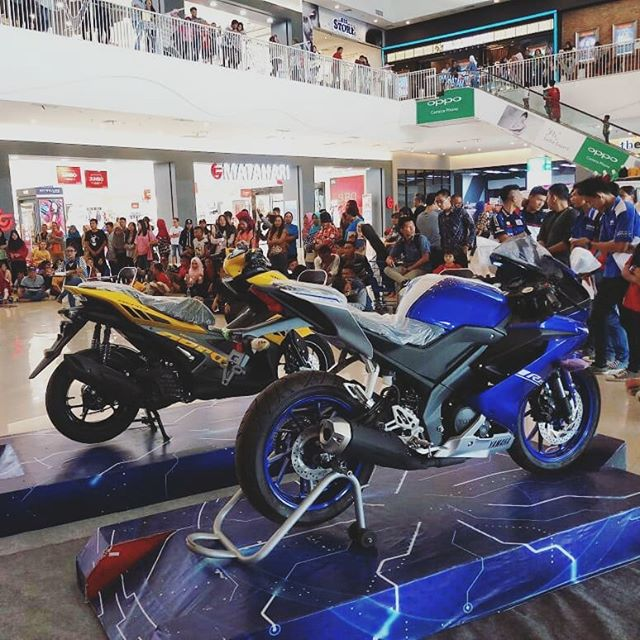 Yamaha Racing Exhibition Palembang