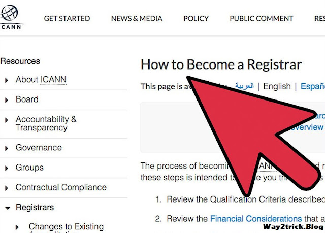 How to Become a Domain Registrar