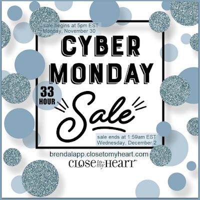 CTMH Cyber Monday Sale