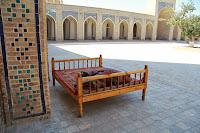 Uzbekistan, Bukhara, Kaylan, topchan, © L. Gigout, 2012