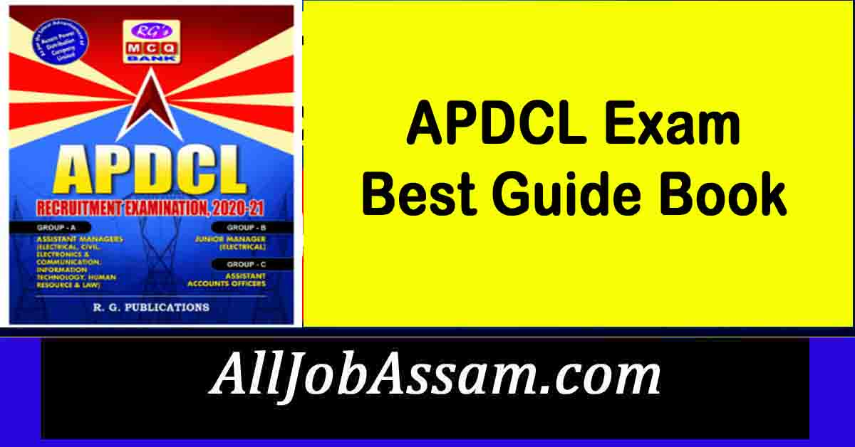 Best APDCL Guide Books