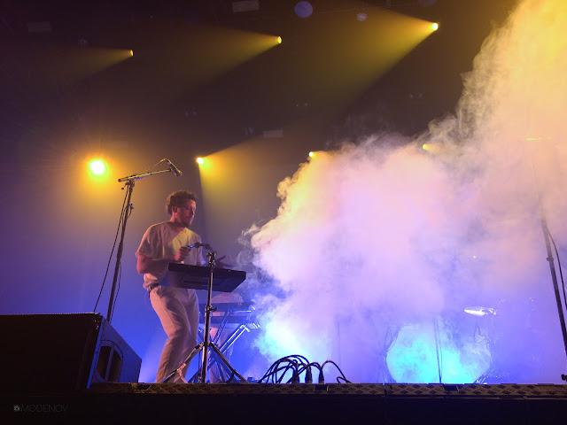 Metronomy в клубе А2 Green Concert, 30.06.2017 года, Санкт-Петербург