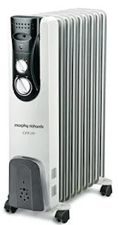 Morphy Richards 2000-Watt Oil Filled Radiator (OFR 09)