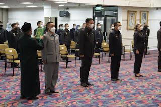Gubernur Lampung Lantik 8 Pejabat Pimpinan Tinggi Pratama