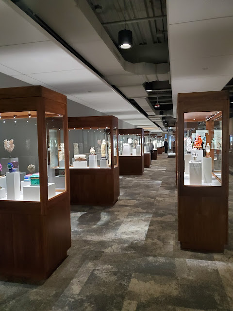 Lizzadro Museum of Lapidary Art by Musings of a Museum Fanatic #museum #chicago #visitchicago