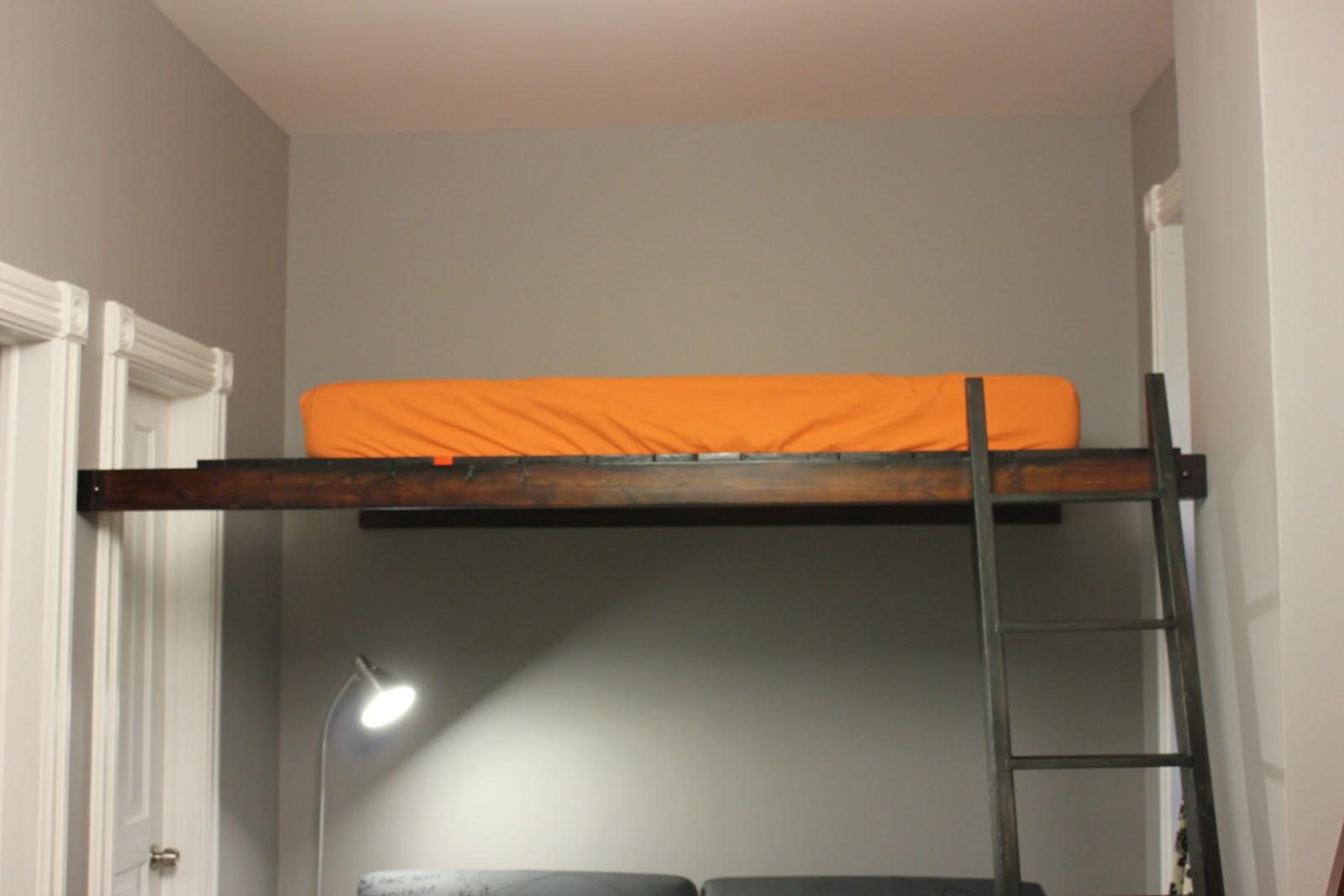 Simple Clean Amp Custom Bunk Loft Bed Wilo Design Farm