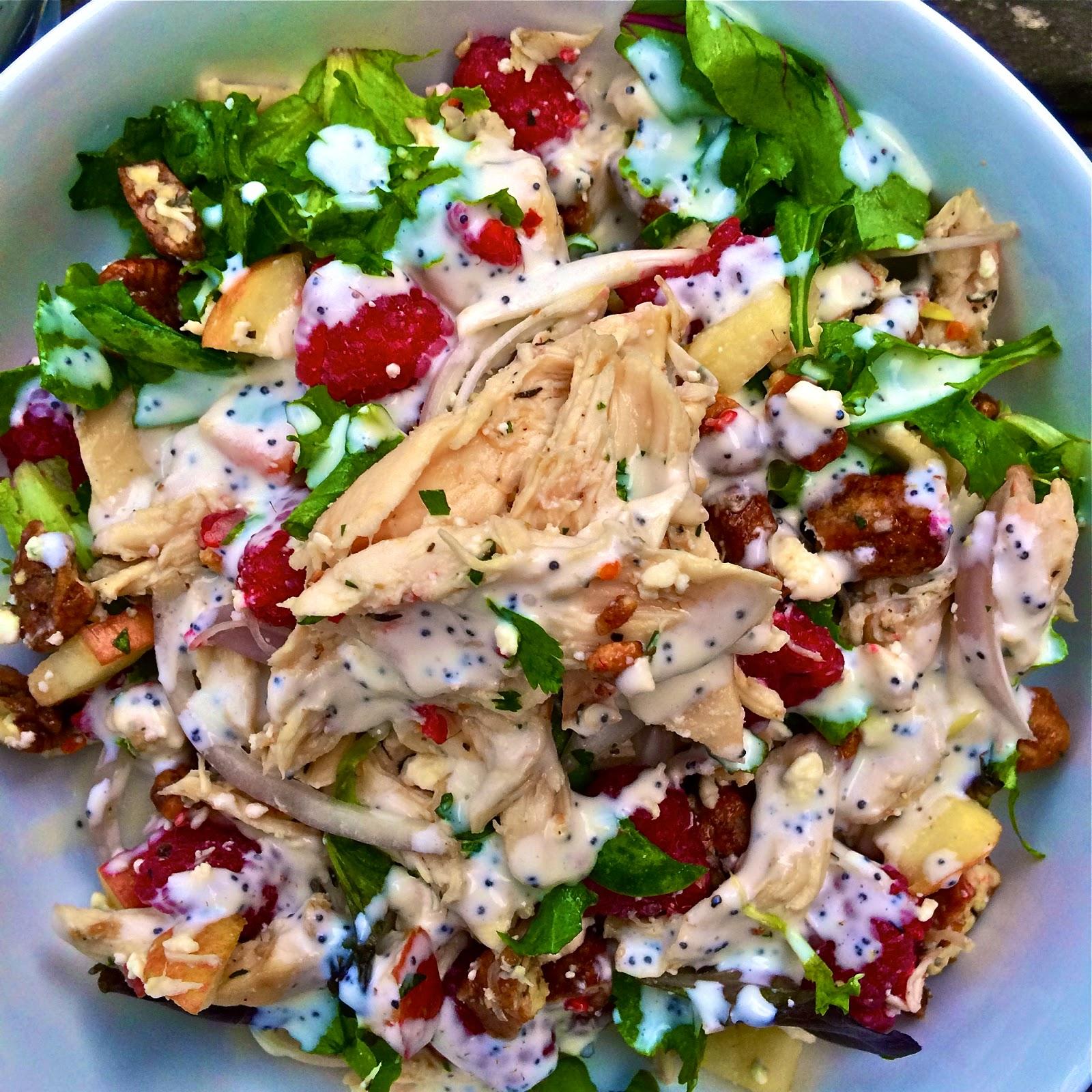 Haute + Heirloom: Herbed, Roasted Chicken Salad Fresh