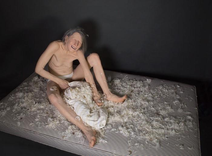 Сверхреалистичные скульптуры