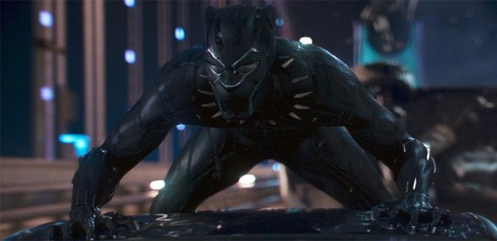 Pantera Negra 2018