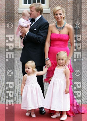 Prinses Alexia Van Nederland Een Terugblik