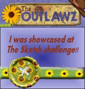 Outlawz Sketch challenge 7 July 2021