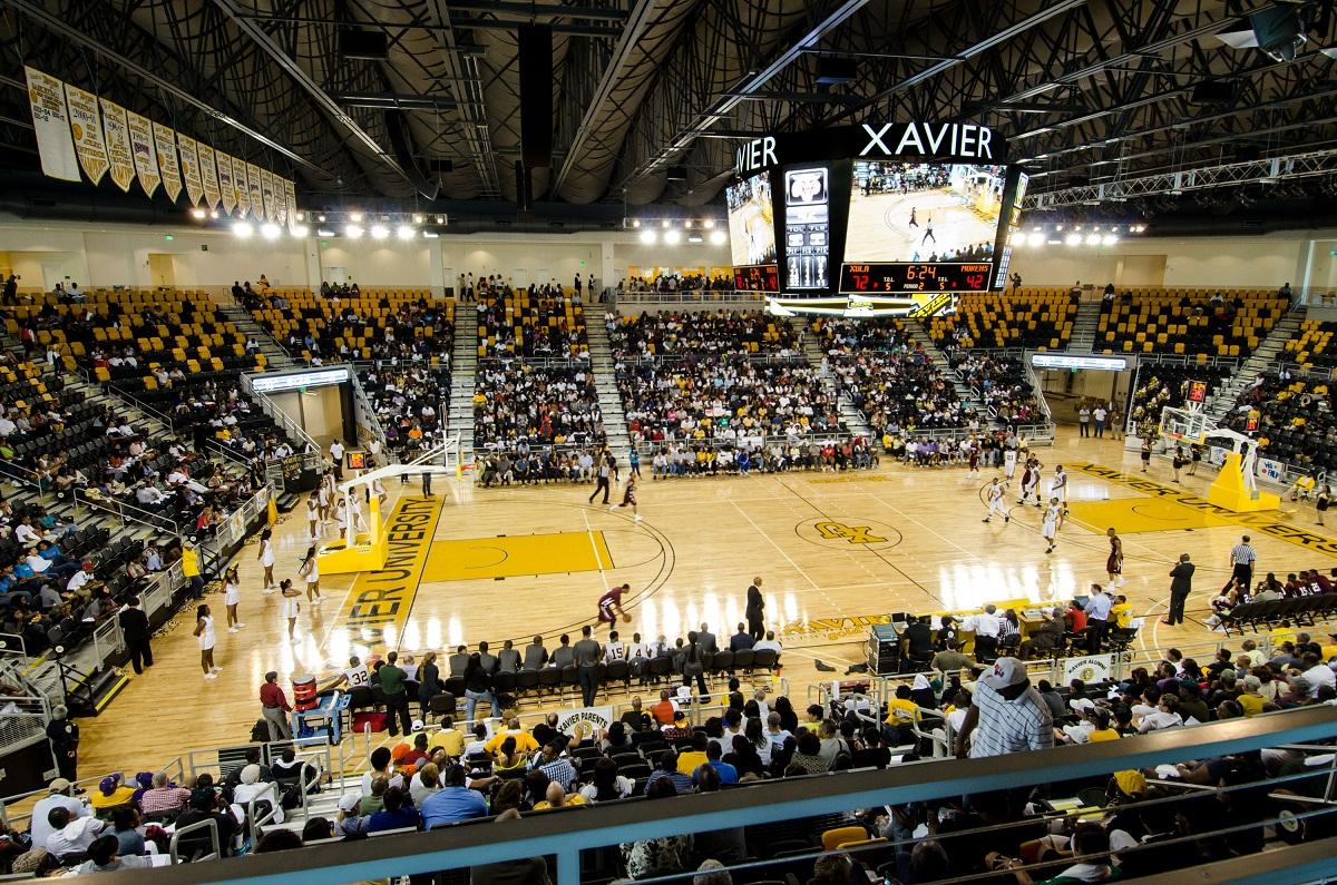 Xavier University Louisiana >> MEAC/SWAC SPORTS MAIN STREET™: Gold Rush win 20th, regain sole possession of GCAC lead