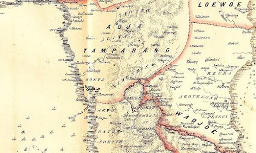 Ajatappareng: Konfederasi Antara Lima Kerajaan di Sulawesi Selatan