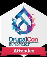 Attending DrupalCon Europe 2021