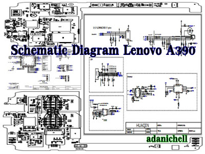Schematic Diagram Lenovo A390