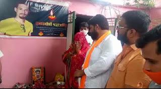 आपणो झालावाड़ कृष्ण वाल्मीकि हत्याकांड एक और आरोपी गिरफ्तार सागर कुरैशी राजकुमार बिवाल सांत्वना