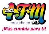 Radio Mas FM en vivo