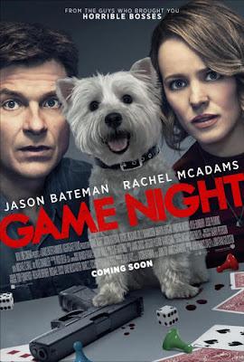 Game Night 2018 DVD R1 NTSC Latino
