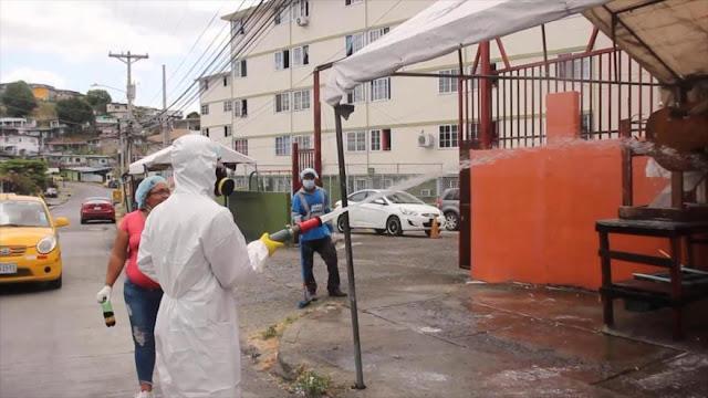 Crisis de COVID-19 acelera fracaso de modelo neoliberal en Panamá
