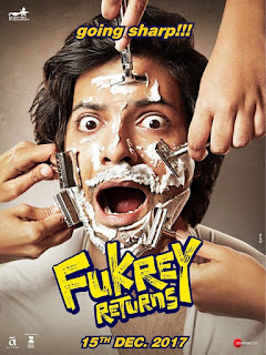 Fukrey Returns First Look Poster 9