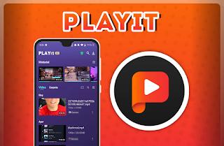PLAYit Mod APK - A New Video Player v2.5.6.21 (VIP)