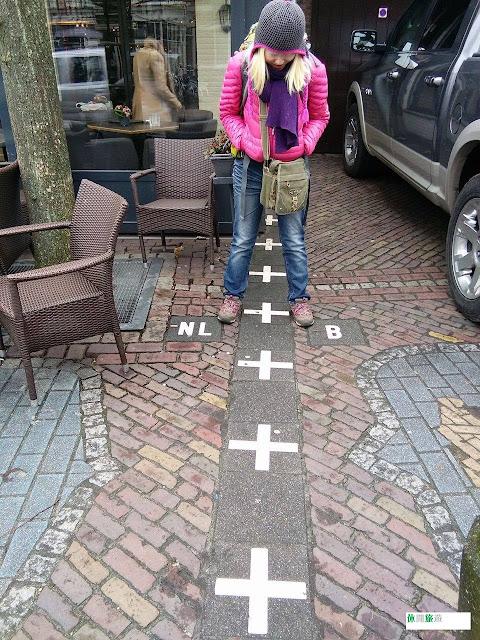 邊境觀察:左踏荷蘭 右踩比利時 有趣的邊境城市Baarle-Nassau
