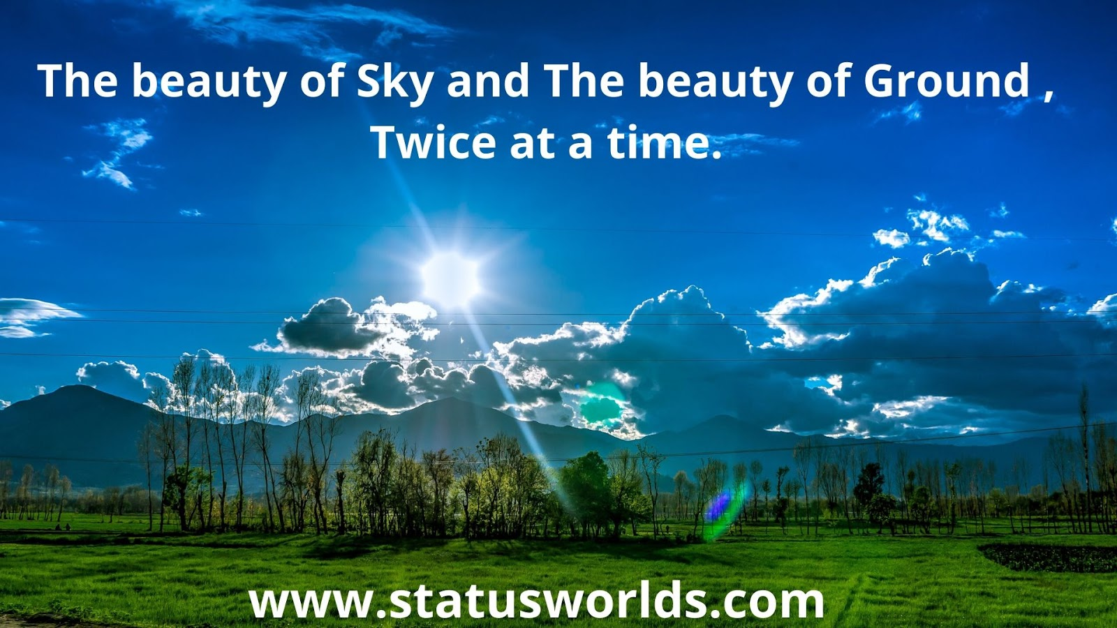 Wonderful Nature Status Quotes 2020 For A Nature Lover Status World