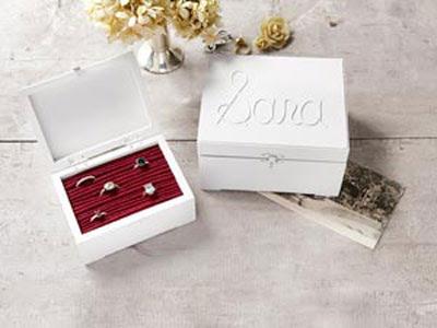 Caja de joyas para regalo