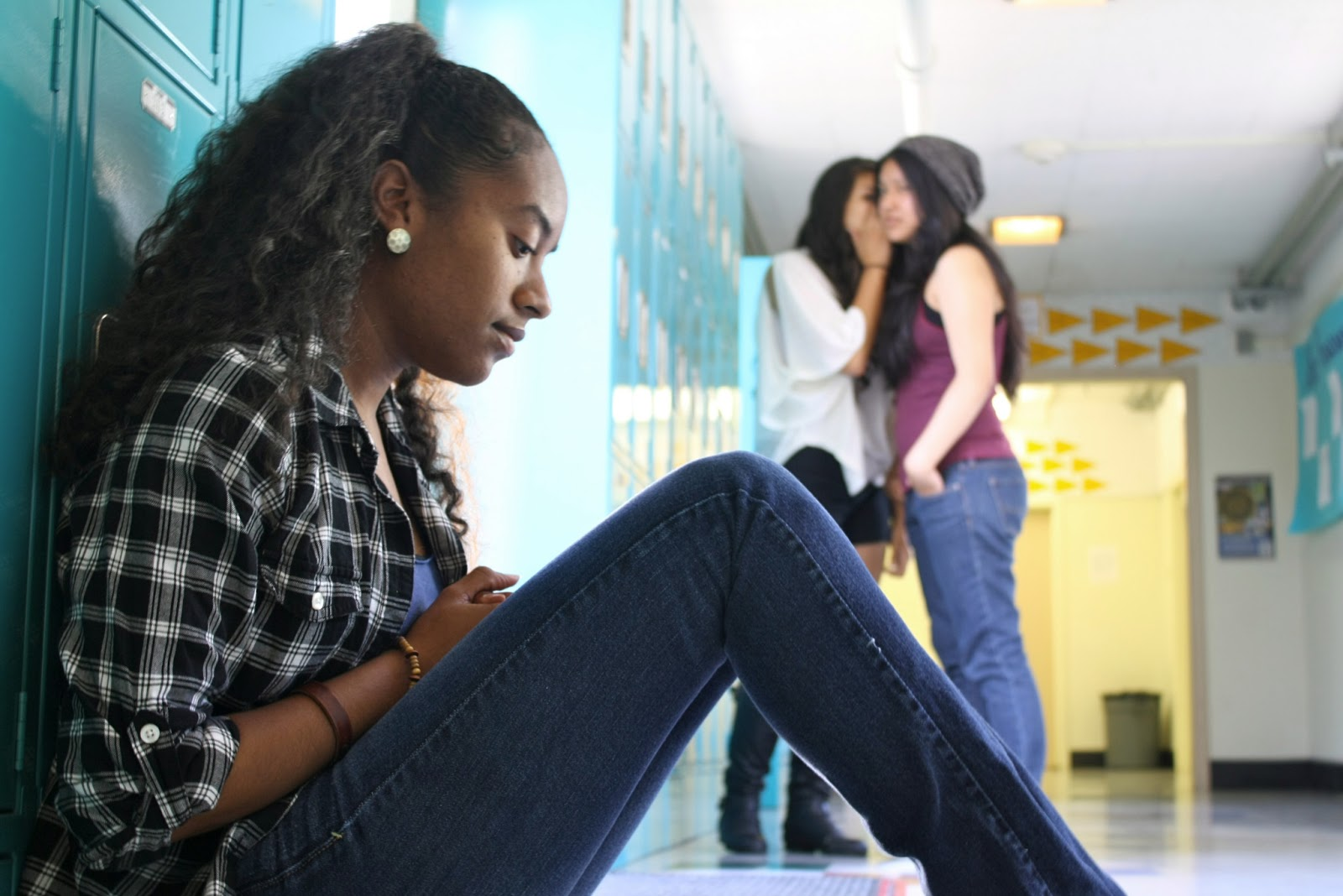 think about bullying and young children Some bullies think children will harm them,  • you can't be with other children who are bullying with you • go directly to school and come directly home.