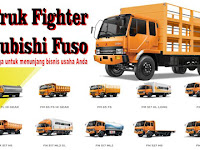 Kelebihan Produk Truk Fighter Mitsubishi Fuso